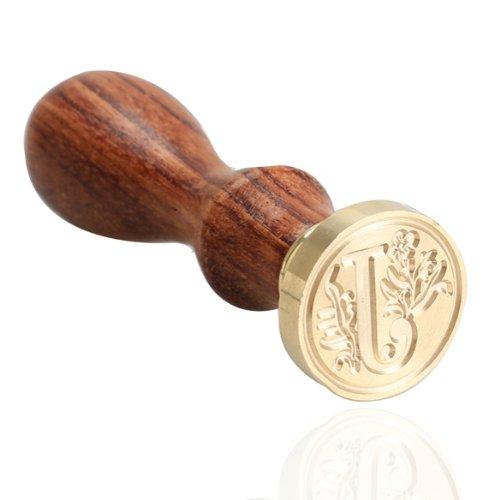 tenflyer-sellado-de-cera-classic-inicial-sello-de-la-cera-sello-de-letra-del-alfabeto-de-madera-retr