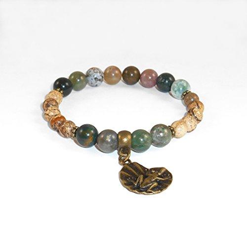 indian-agate-bracelet-yoga-healing-women-bracelet-beaded-bracelet-brass-bracelet-handmade-bracelet-g