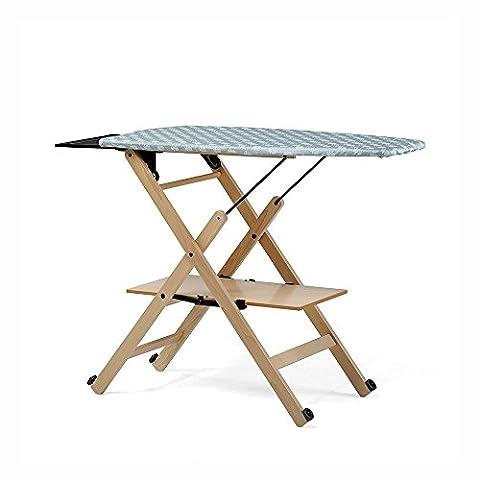 Foppapedretti Assai Folding Ironing Board, Natural