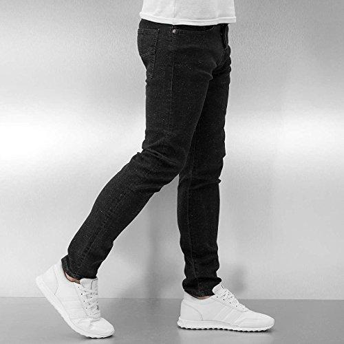 2Y Herren Jeans / Skinny Jeans Jarl Schwarz