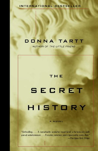 DONNA TARTT THE SECRET HISTORY EPUB