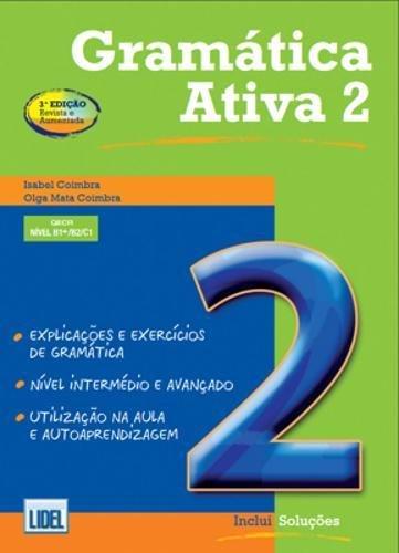Gramatica Activa 2 (Gramtica Ativa Segundo Novo Ac) por Vv.Aa.