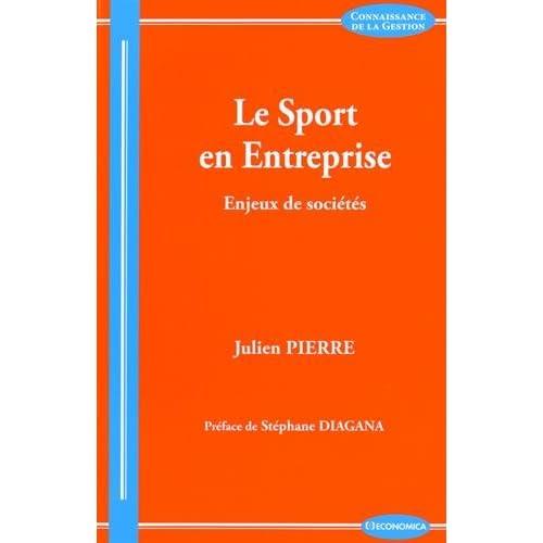 Le sport en entreprise : enjeux de sociétés