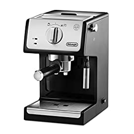 De'Longhi ECP33.21 Traditional Pump Espresso Machine – Black