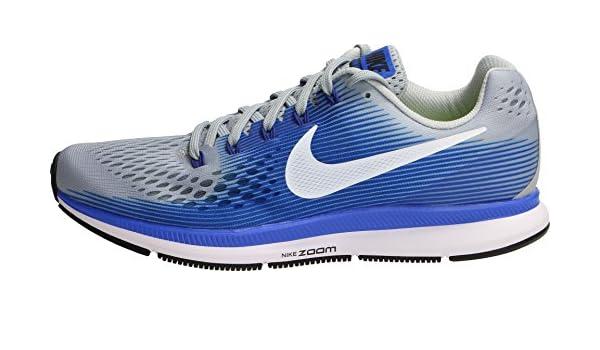 buy online 3b034 cef4d Nike Air Zoom Pegasus 34, Scarpe Running Uomo Amazon.it Scar
