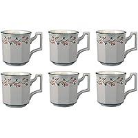 Johnson Brothers - Eternal Beau, Set of 6 Coffee Mugs