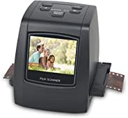 DIGITNOW! 22MP All-in-1 Film & Slide Scanner, Converts 35mm 135 110 126 and Super 8 Films/Slides/Negatives
