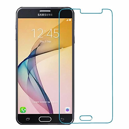 Clorox Samsung Galaxy On7 Prime Proactive Bubble Free Perfect Fitting Tempered Glass For Samsung Galaxy On7 Prime