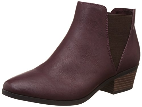 Call It Spring Women's Moillan Brown Metalic Boots - 6 UK/India (39 EU) (8.5US)