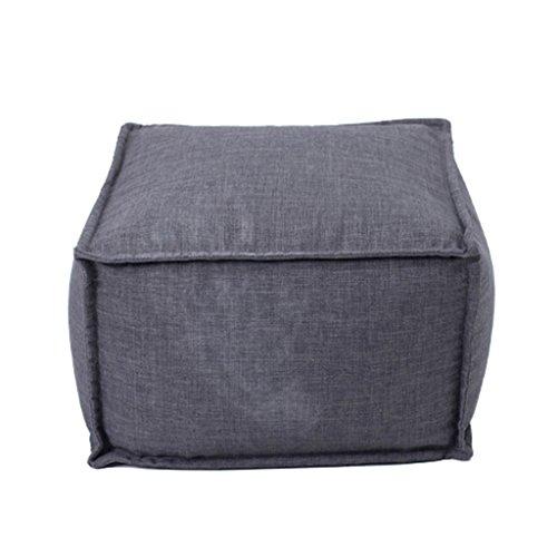Canapé unique de style américain de sac d'haricot de sofa de chambre à coucher de chaise de salon (Couleur : B)