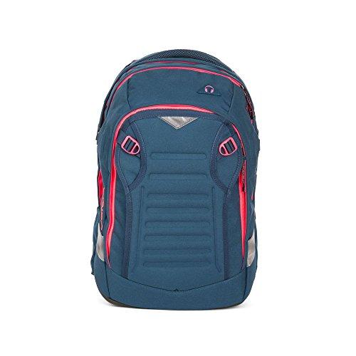 satch Match Facelift ergonomischer Schulrucksack für Teenager - Pink Phantom