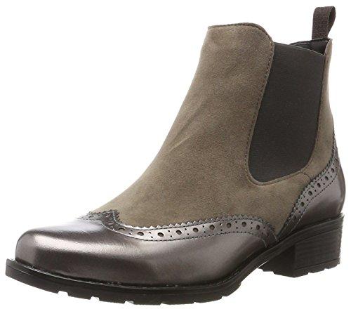 titan st Boots Alpaca Damen Liverpool Chelsea Ara Grau 8aY4Rq