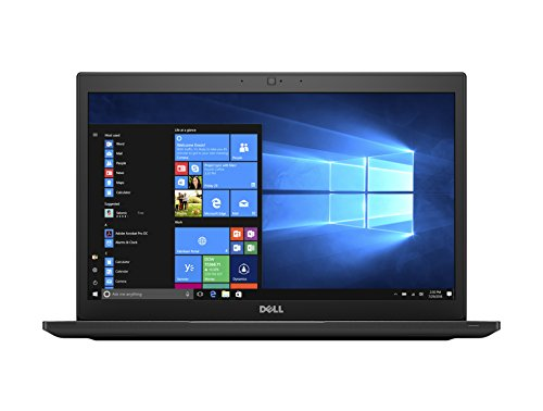 DELL Latitude 7490 i5 14 inch IPS SSD Black