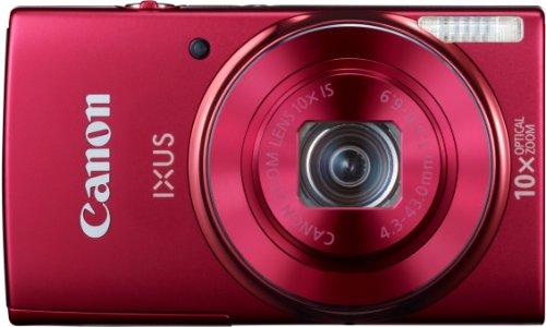 Canon ixus 155fotocamera digitale 20megapixel, zoom ottico da 10. zoom, 6,8cm (2,6pollici), display lcd, hd-ready)