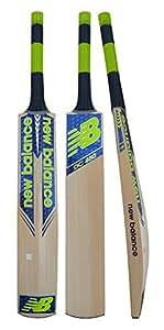 New Balance DC 480 Kashmir Willow Cricket Bat, Short Handle