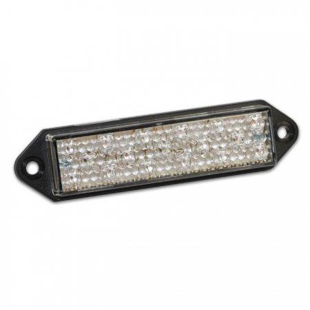 LED-Rücklicht Superflat mit Befestigungslaschen