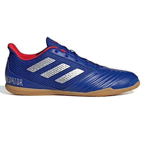 adidas Herren Predator 19.4 Futsalschuhe, Blau (Blue BB9083), 44 2/3 EU