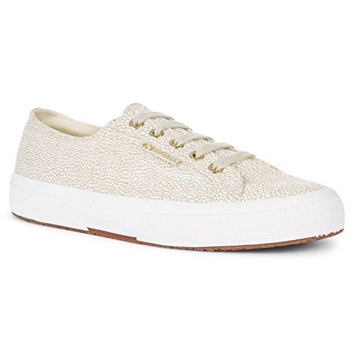 Superga Trainer Shoe - 2750 Fantasy Cot-Linen