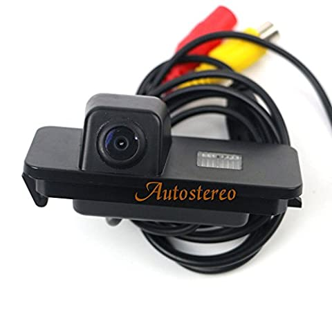 Autostereo Car Rear View Reverse Back Camera for VW Volkswagen Polo Passat B6 Skoda Superb CCD Color Car Back Up Rear View Reverse Parking HD Camera