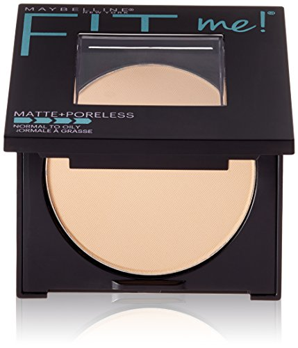 Maybelline New York Fit Me Matte Poreless Powder, Natural Beige 220,8.5g