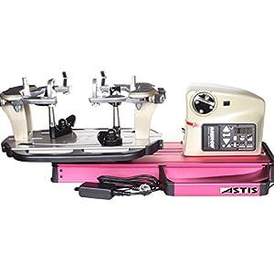 Elektronische Besaitungsmaschine für Tennis, Badminton oder Squash Astis ES-6500