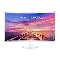 Samsung 32 Inch Curved Monitor - LC32F391FWMXZN