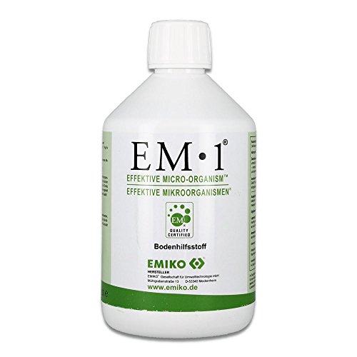 1, EM - 500 ml