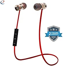 Energic Magnet Bluetooth Headset Wireless Sports Headphones With Mic