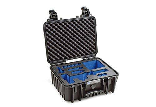 B&W outdoor.cases Typ 3000 mit Removu S1 Inlay - Das gebraucht kaufen  Wird an jeden Ort in Deutschland