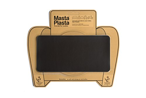 MastaPlasta Dark Brown Self-Adhesive Leather Repair