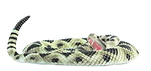 "Toob ""Safari Incredible Creatures Eastern Diamondback rattlesnake"" miniatura (Multicolor)"