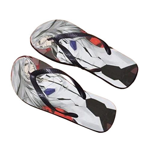 Bromeo Guilty Crown Anime Unisexe Flip Flops Tongs 541