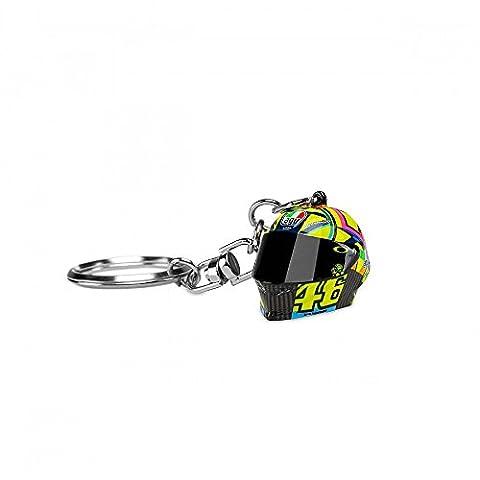 Valentino Rossi VR46 Moto GP Helmet 3D Schlüsselbund Offiziell 2017 (Valentino Rossi Shop)