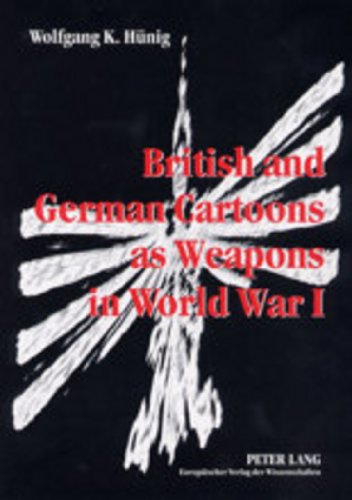 British and German Cartoons as Weapons in World War I: Invectives and Ideology of Political Cartoons, a Cognitive Linguistics Approach
