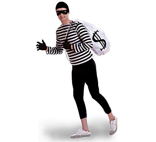 Imagen de disfraz de ladrón para hombre