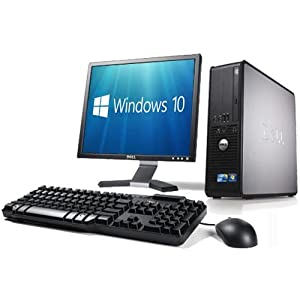 WiFi-enabled-Complete-set-of-Dell-OptiPlex-Dual-Core-Windows-10-Desktop-PC-Computer-Renewed