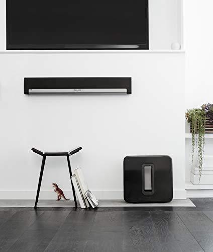 Sonos SUB I Subwoofer für das Sonos Smart Speaker System (schwarz) - 6