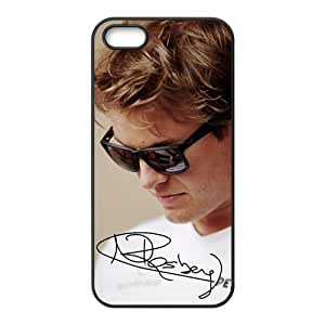 Wind Chaser Nico Rosberg signed HD Image Personalized Apple iPhone 5 5s Hard case cover