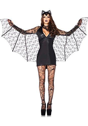 Leg Avenue - Costume da donna pipistrello