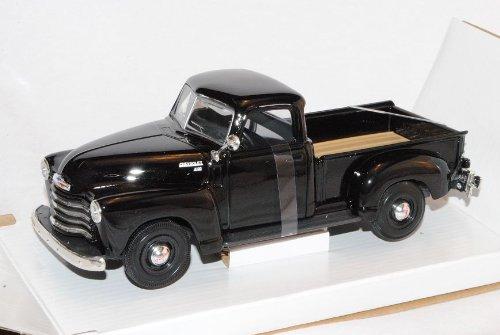 Chevrolet Chevy Pickup Pick-up Pritsche 3100 1950 Schwarz 1/24 Maisto Modellauto Modell Auto