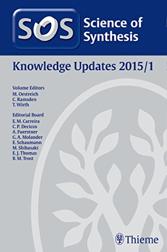 Science of Synthesis Knowledge Updates: 2015/1