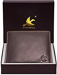 HORNBULL Maddison Men's Genuine Leather Wallet