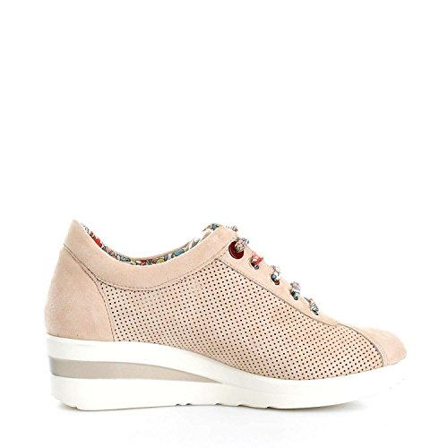 MELLUSO R20110 Sneakers Donna Beige