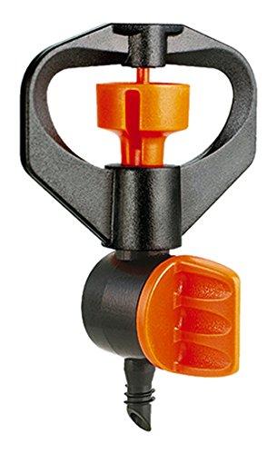 Claber 91250 Micro irrigatore 360° regolabile, 5 pezzi