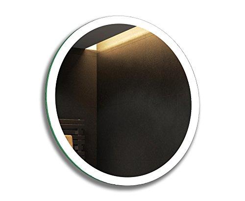 Espejo de Baño con LED Iluminación - Fabricado a Medida - Frío/Cálido Blanco A++ L76