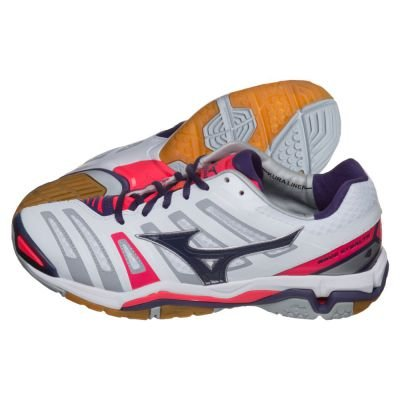 Mizuno Wave Stealth 4 Handballschuh Damen 4.5 UK - 37.0 EU