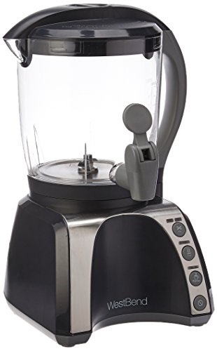 - West Bend cl401V Venti Hot Beverage Maker, schwarz