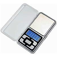 Bascula Escala Bolsillo digital precision 0.01 gr/500 gr tactil Modelo KL-Z-
