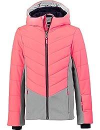 Chaqueta De Snowboard para Niña Oneill Virtue Neon Mandarina Rosado (12 Años De Edad,