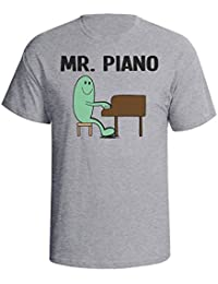 Mr Piano Mens Musician Gift T-Shirt